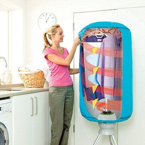 JML Dri Buddi portable electric clothes dryer- | Debenhams