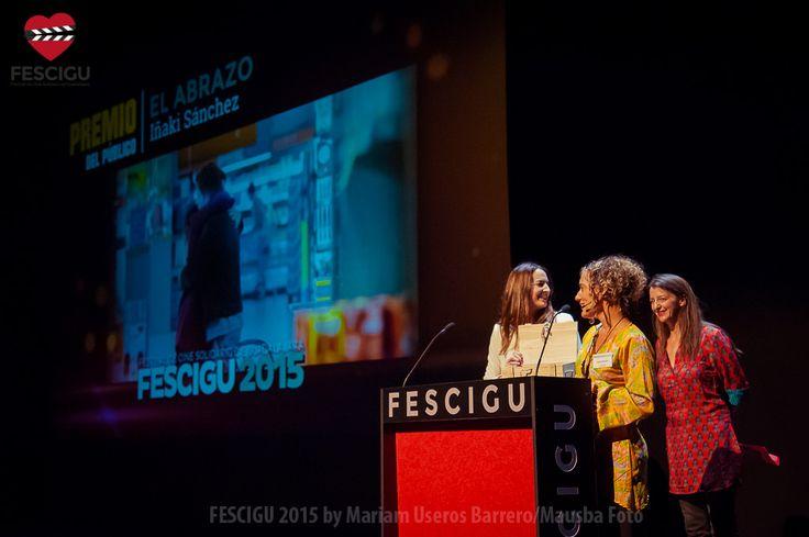 Premio del Público. Fecha: 03/10/2015. Foto: Mariam Useros Barrero/Mausba Foto.