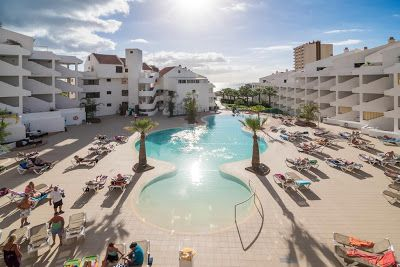 Spain Hotels: Paloma Beach Apartments - Los Cristianos
