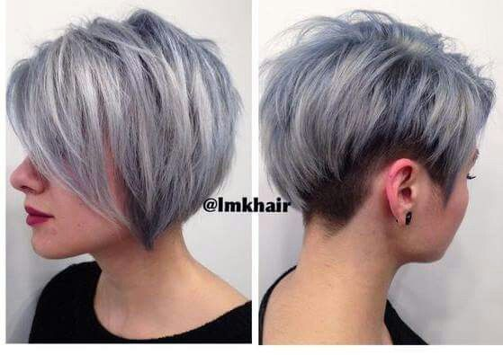 Lavender or grey? Either way, cut an color rock together!
