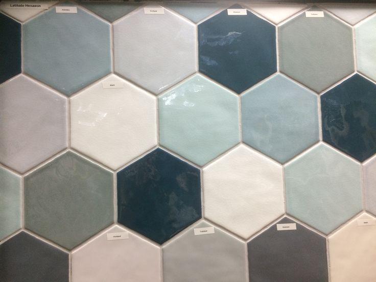 Lovely Tile Colours