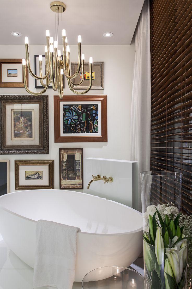 Sutileza sensorial. Veja: http://casadevalentina.com.br/projetos/detalhes/sutileza-sensorial-686  #decor #decoracao #interior #design #casa #home #house #idea #ideia #detalhes #details #style #estilo #casadevalentina #bathroom #banheiro