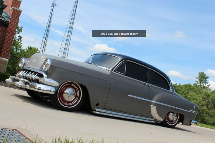 1954 Chevy Bel Air Classic Cars Pinterest Chevy And