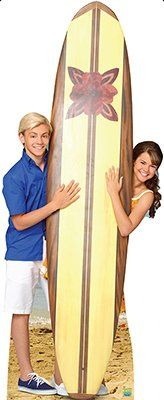Disney Teen Beach Movie Brady Mack Cardboard Cutout