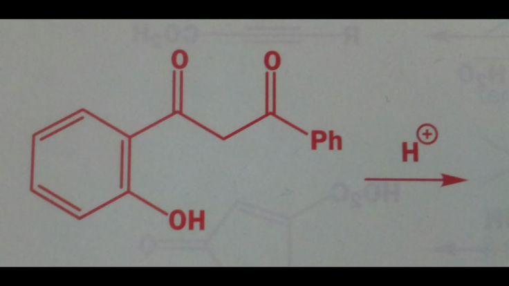 Elimination ! Hemiacetal ! Cyclisation ! Aromatisation ! Enone ! Class 1...
