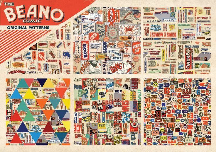 beano graphic design - Google Search  it is balanced