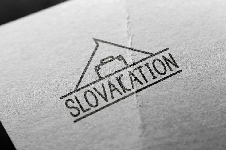 slovakation logo design