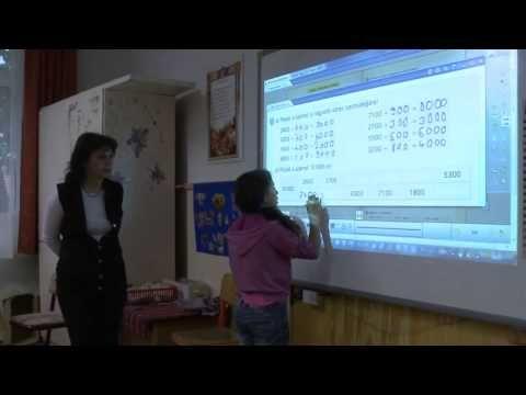 Matematika 4. osztály - Számolási készség fejlesztése - YouTube