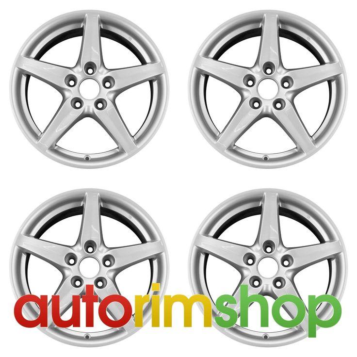 Acura Rsx Type S, Oem Wheels, Black Wheels