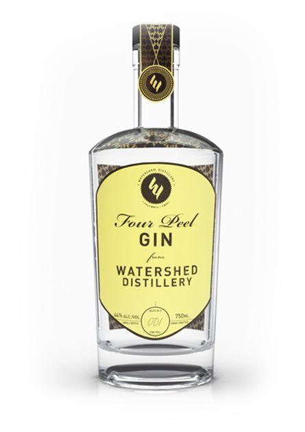 Four Peel Gin - Watershed Distillery