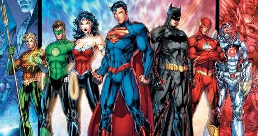 The Best DC Comics Heroes Comic Book Characters