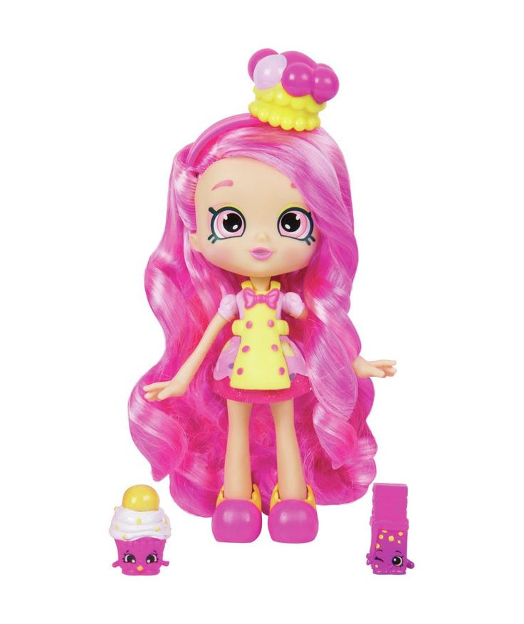 Buy Shopkins Shoppies Doll Assortment Wave 2 Series 5 -Chef Club at Argos.co.uk - Your Online Shop for Dolls.