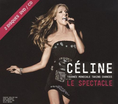Celine Dion: Tournee Mondiale Taking Chances [DVD] [2008]
