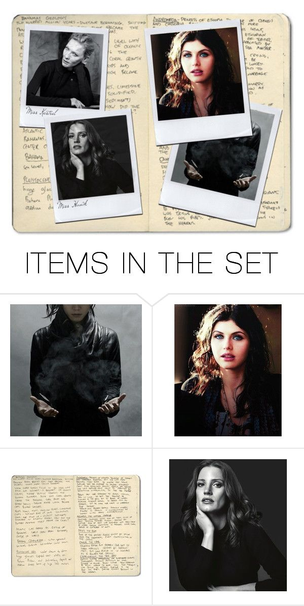 """""""Desiree Bellamy // KAHHFPC"""" by justananonymous ❤ liked on Polyvore featuring art"""