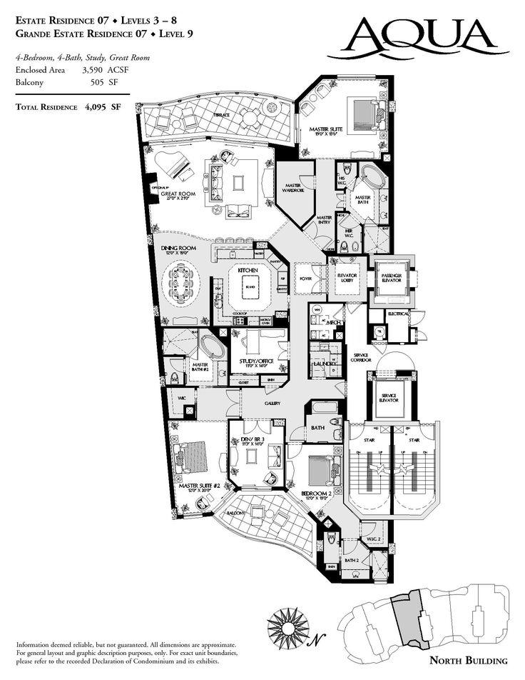568 Best Apartment Floor Plans Images On Pinterest