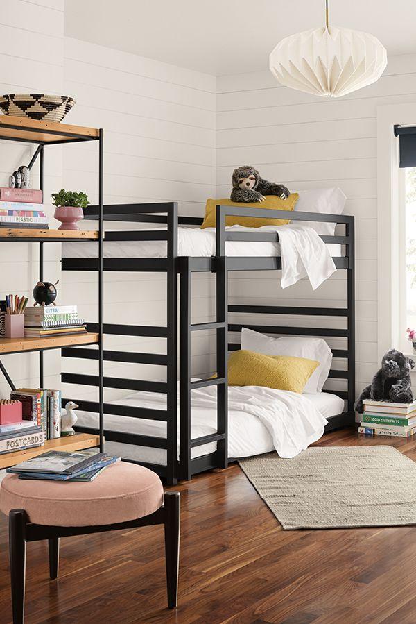 Fort Mini Bunk Beds Modern Bunk Beds Cool Bunk Beds Bunk Beds