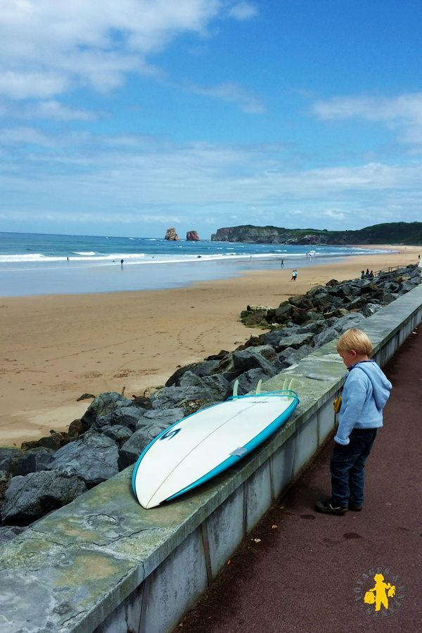 Cote Basque plage familiale Hendaye_compressed