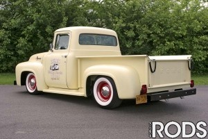 '56 Ford F-100.