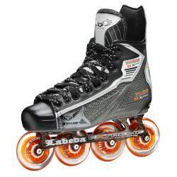 Tour Hockey THOR BX-PRO Inline Hockey Skates - Black, Gray, and Orange