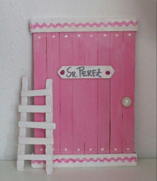 Puertas del Ratoncito Perez de laloladreams.blogspot.com