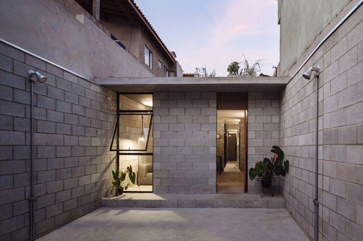 低予算「コンクリートブロックの家」が、建築賞を2つも受賞!?(ブラジル) | TABI LABO