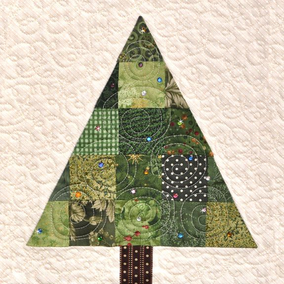 O Christmas Tree: Free Pattern Download!