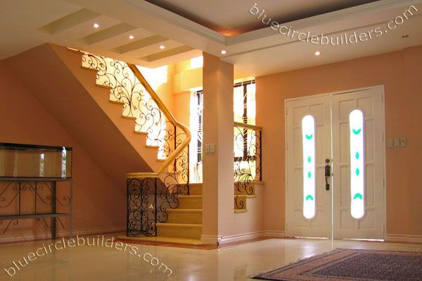 Interior design house construction company bulacan for Residential interior design firms