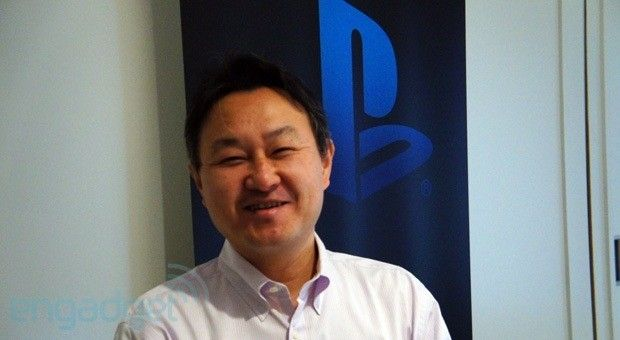 The DualShock 4 is 'near final' hardware, Remote Play is more than an afterthought, and other notes from Shuhei Yoshida