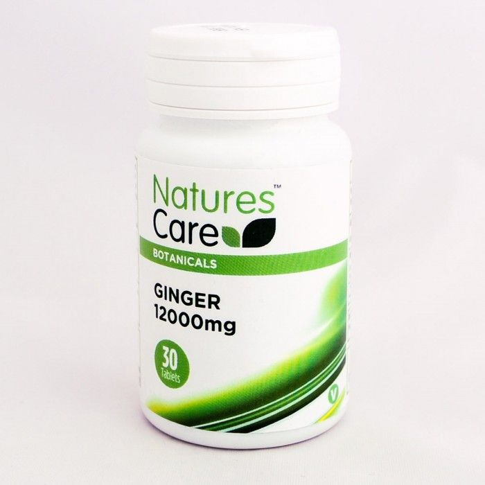 Ginger Tablets are great for a broad range of ailments, including PMS, nausea and travel sickness, as well as being an excellent nutrition supplement.