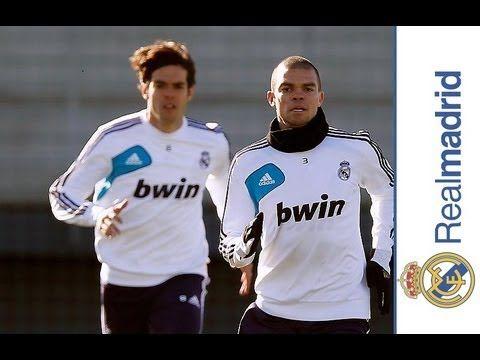 Real Madrid  Pepe regresó al trabajo de grupo en la Ciudad Real Madrid