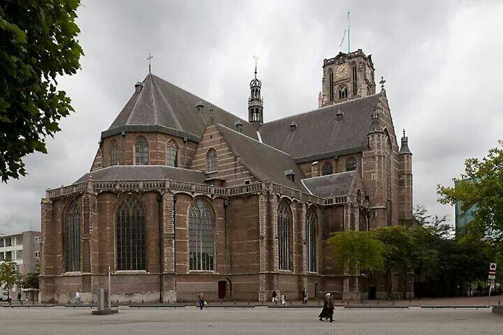 Sint Laurens kerk Rotterdam