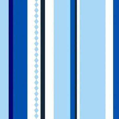 BLUE PINSTRIPE CURTAINS | BLIND CURTAIN MAKING