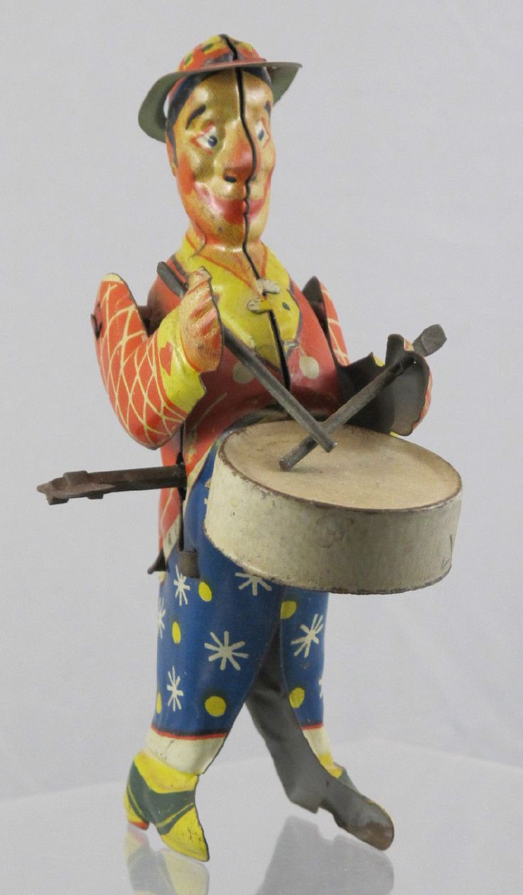 Best Antique Toys : Best images about vintage tintoys on pinterest pull