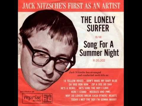 Jack Nitzsche - Baja - 1963 Garage Surf