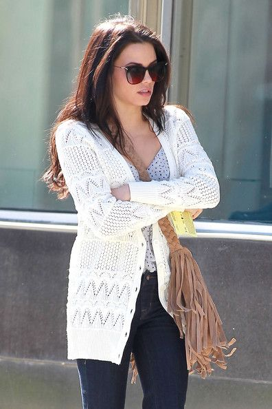 Jenna Dewan-Tatum Photo - Jenna Dewan at Anastasia's Salon