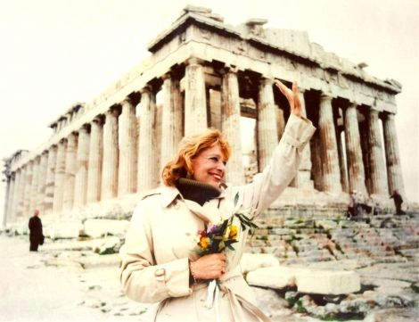 Acropolis Museum to Screen Video of Melina's Campaign for Return of Parthenon Sculptures.