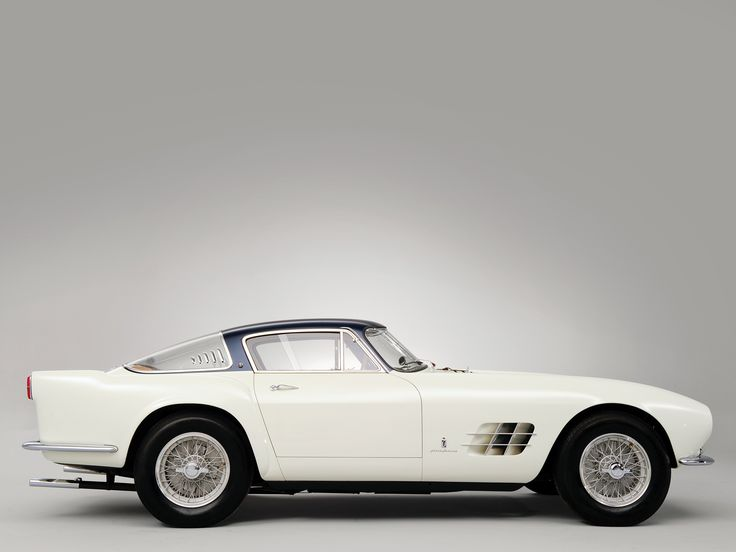 Ferrari 375 MM Coupé Speciale (#0490AM) '1955
