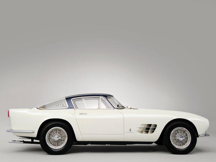 Ferrari 375 MM Coupé Speciale (#0490AM) '1955