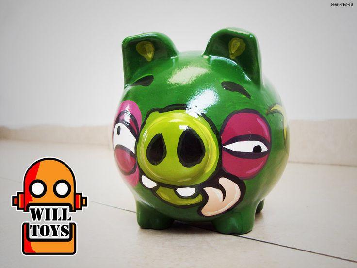 Bad Pig by willtoys on DeviantArt