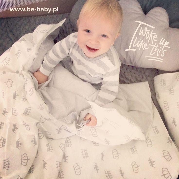 #bebaby  Pościel dla dzieci Poldaun