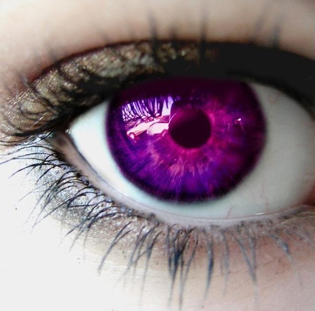 14 best Purple Eyes images on Pinterest | Beautiful eyes ...
