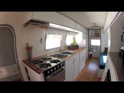 The Airstream Interior Tour | Livin' Lightly