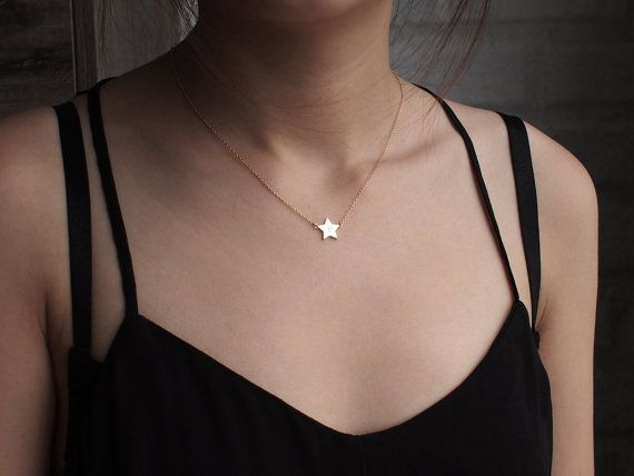 Collana stella Dainty personalizzato collana di UrbanLayered