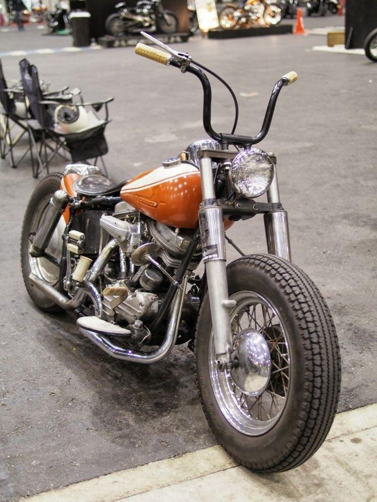 Exceptionnel 178 best Harley davidson japanese bobbers images on Pinterest  JW49