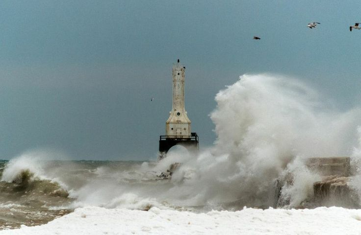 Wisconsin Weather in 18 Incredible Photos | Port Washington