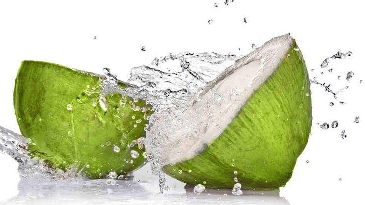 Ce n'est plus du tout recommandé aujourd'hui !  #histoire #images #santé #noix de coco #réhydratation