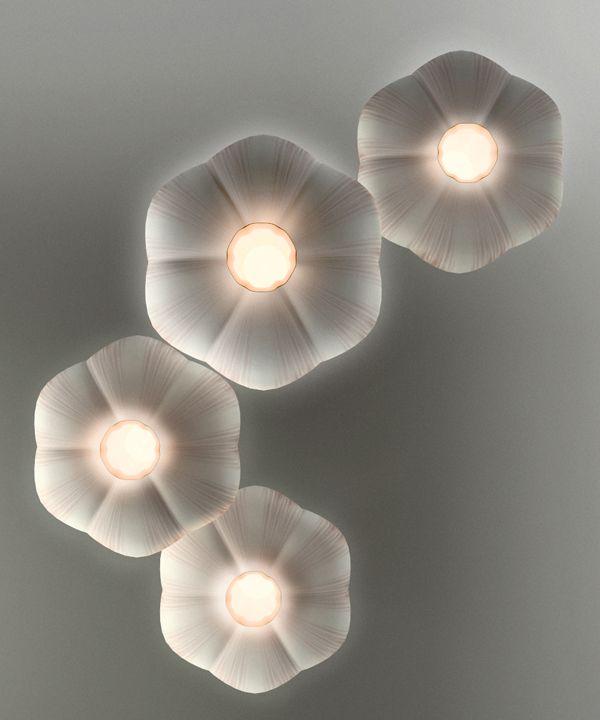 Ukrainian Designer Anton Naselevets Created A Custom Pendant Lamp That Is  Shaped Like A Head Of Garlic. Images Via Anton Naselevets Via Yanko Design