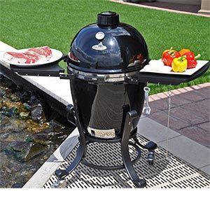 costco black pearl ceramic kamado grill and smoker customer reviews product reviews read - Kamado Grills