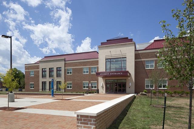 Moon Area High School by Nello Construction Company, via Flickr