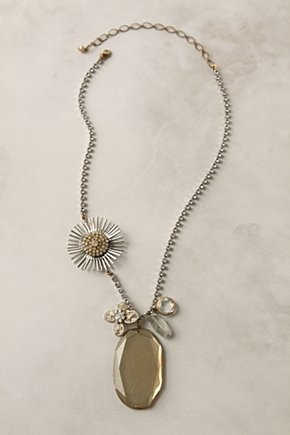 anthropologie necklace. love.